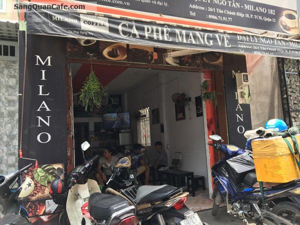 Sang quán cafe MINLANO đang hoạt động tốt
