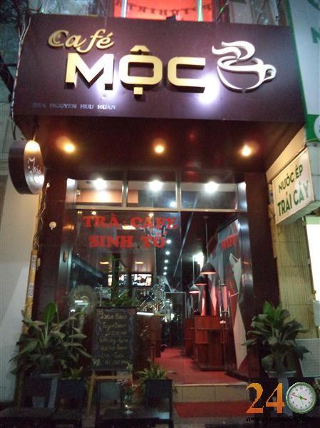 Sang Quán Cafe Mộc Quận Hoàn Kiếm, Hà Nội