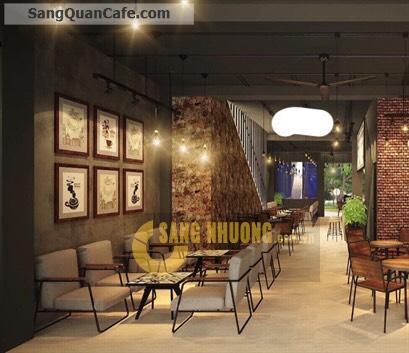 Sang quán cafe mới khai trương đường Cây Trâm Phường 9, Q.  Gò Vấp.