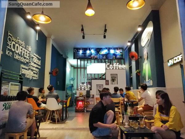 Sang Quán Cafe Mr. Coffee JN