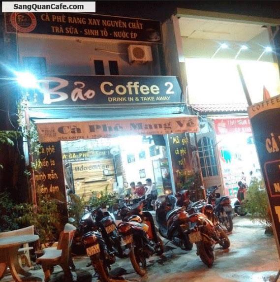Sang quán Cafe MT 21 Lương Định Của, P. Bình An, Q. 2