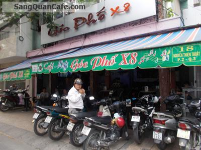 Sang quán cafe MT Nguyễn Thiện Thuật, Quận 3