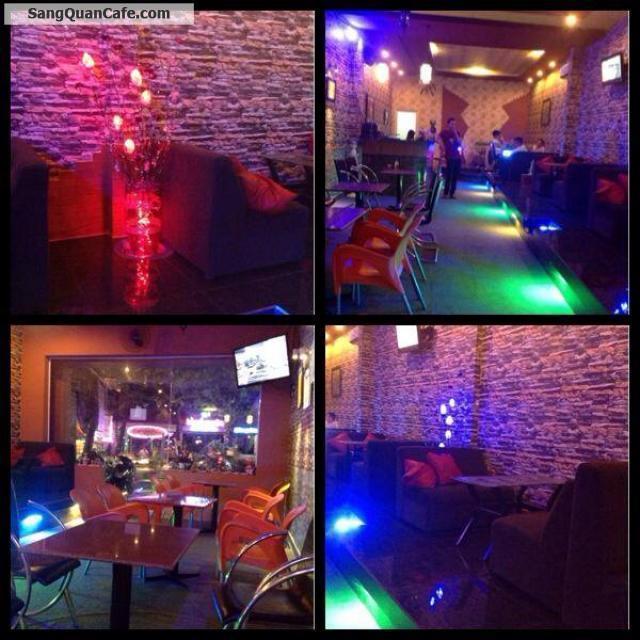 Sang quán cafe MT Phan Huy Ích, Q.Gò Vấp