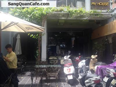 Sang Quán Cafe My House khu Bàu Cát Tân Bình