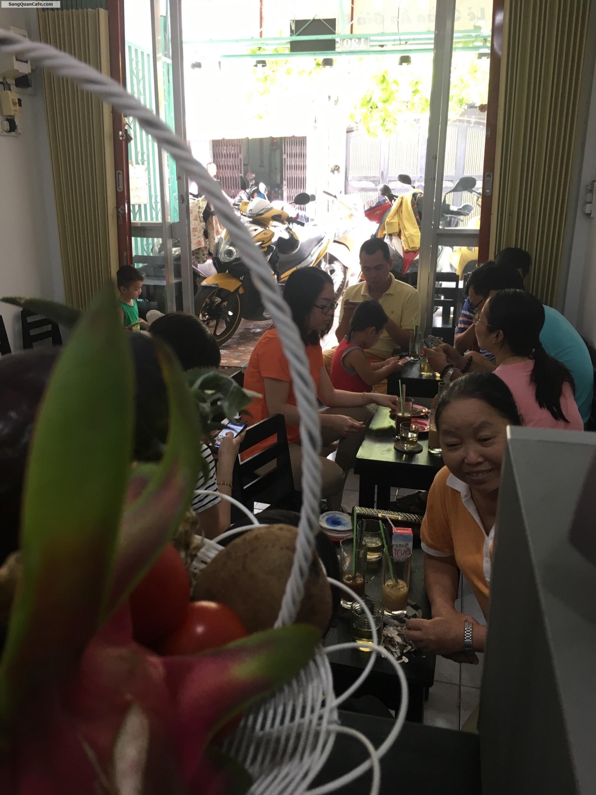 Sang quán cafe Mỹ Kiều Quận Gò Vấp