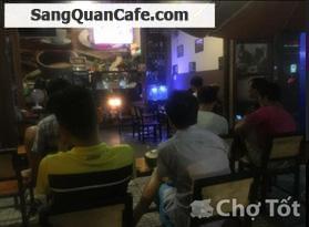 Sang quán cafe năm ngay góc ngã ba quận Bình Tân