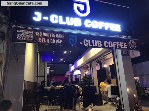 Sang quán cafe Nằm ngay khu đắc địa đường lớn