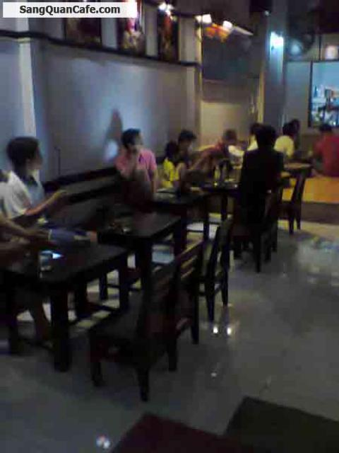 Sang quán cafe Milano Bình Chánh