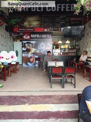 Sang quán cafe NAPOLI COFFEE