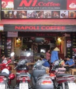 Sang Quán Cafe Napoli quận. Gò Vấp