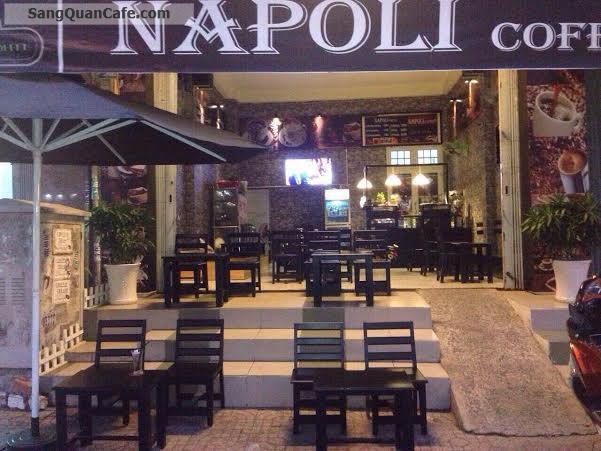 Sang quán cafe NAPOLI đường Trường Chinh