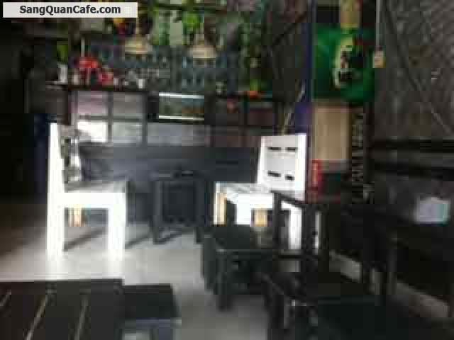 Sang quán cafe Napoli mặt tiền Tô Kí