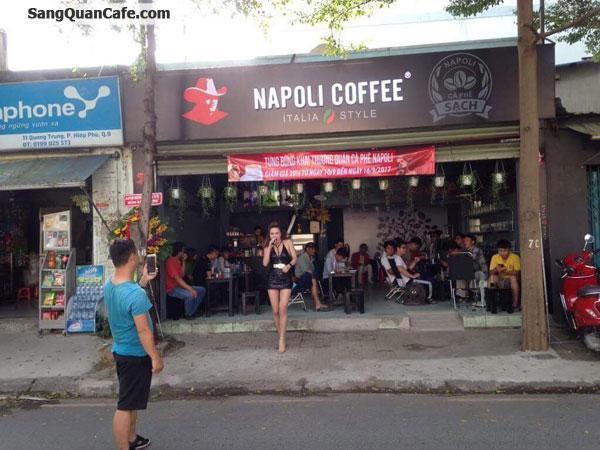 Sang quán cafe Napoli quận 9