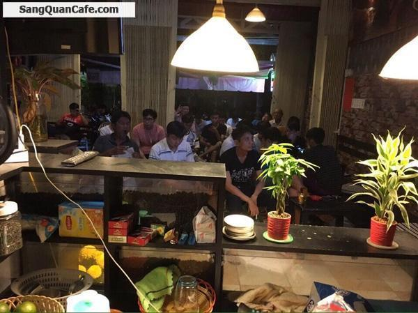 Sang quán cafe khu tâm quận 7