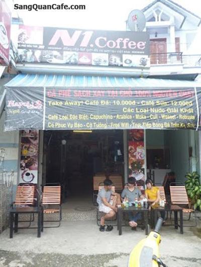 sang Quán Cafe Napoly quận 12