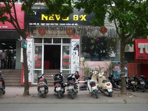 Sang quán Cafe Thanh Xuân - Hà Nội