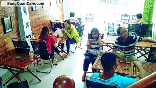 Sang quán cafe ngay CC Hà Đô Phan Văn Trị gò vấp