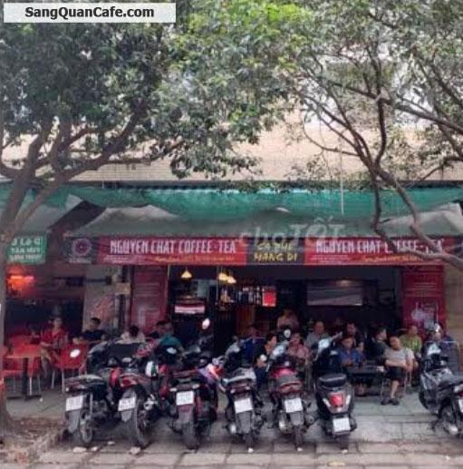 Sang quán Cafe Ngay chung Cư Miếu Nổi
