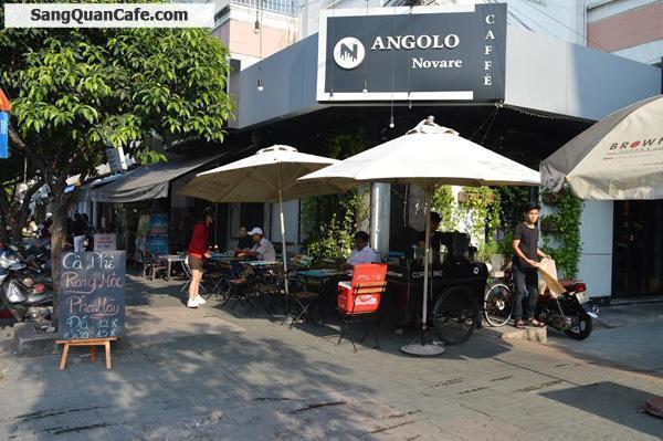 Sang quán cafe ngay góc 2 mặt tiền với không gian cực rộng