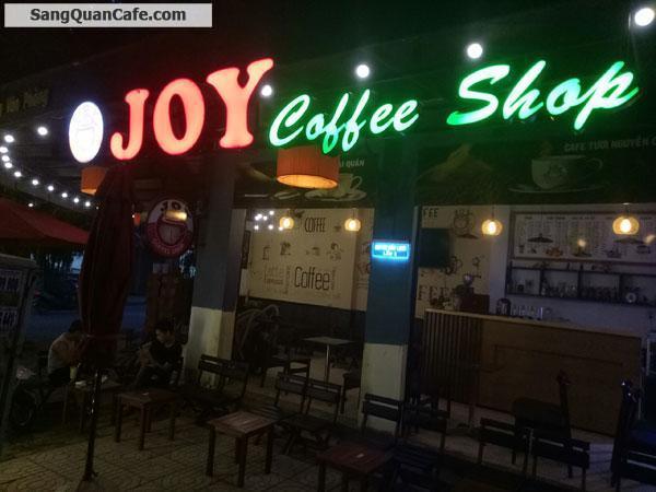 Sang Quán Cafe Ngay Góc Ngã Tư, 2 Mặt Tiền