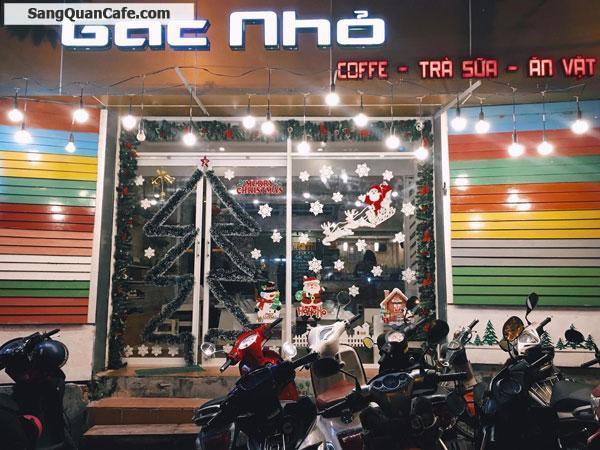 Sang quán coffee and tea trung tâm TP Biên Hoa