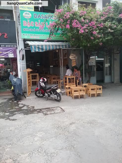 Sang quán cafe ngay nga 3 quận 8