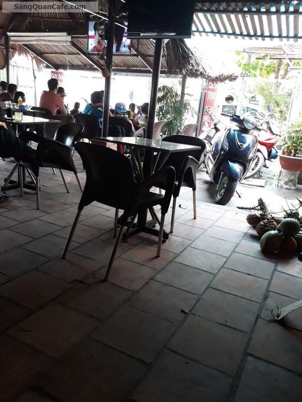 Sang quán cafe ngay ngã 4- chung cư Khang Gia