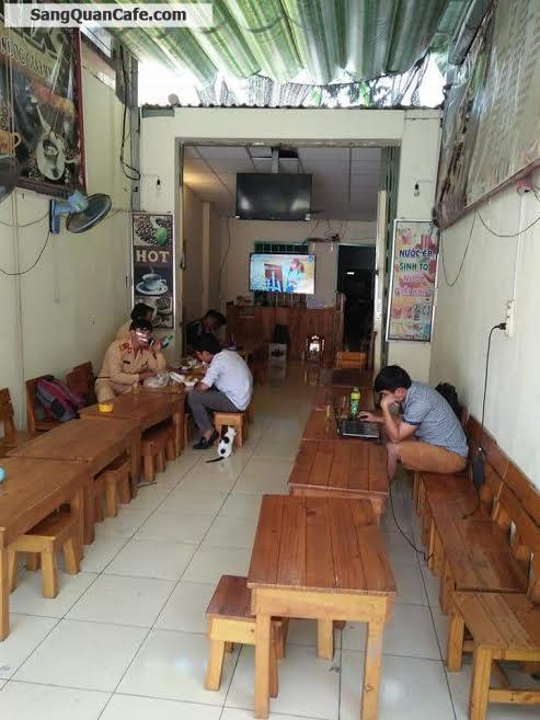 Sang quán cafe ngay sát trường ĐH Cảnh sát Nhân dân
