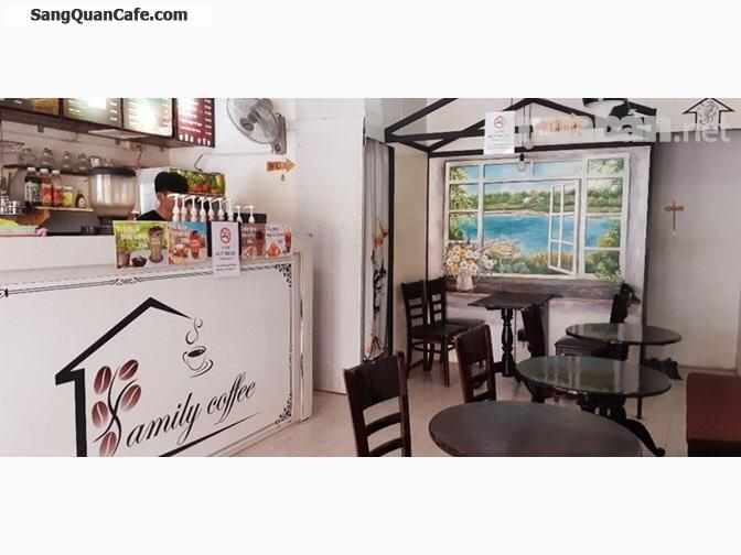 Sang quán cafe ngay trung tâm quận 3