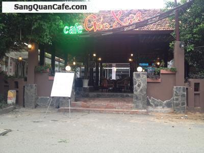Sang quán cafe ngay trung tâm Quận. 8