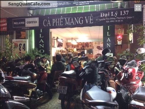 Sang Quán Cafe Nguyên Chất Milano Quận 5
