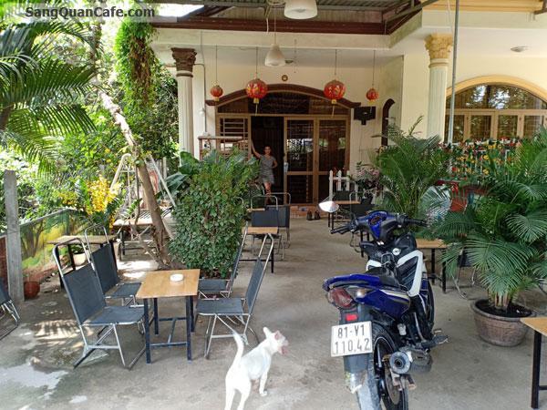 Sang quán Cafe Nguyên Chất Thủ Đức.