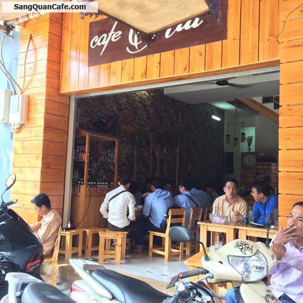 Sang quán Cafe Nguyên Chất, trung tâm quận 1