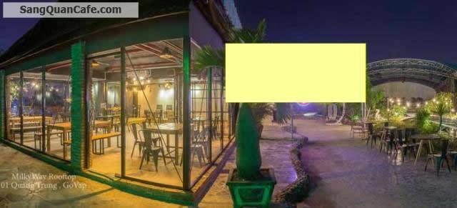 Sang quán cafe nhà hàng mini