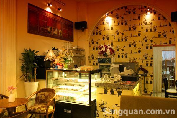 Sang quán cafe nhà hàng Đường Hoàng Diệu Quận 4