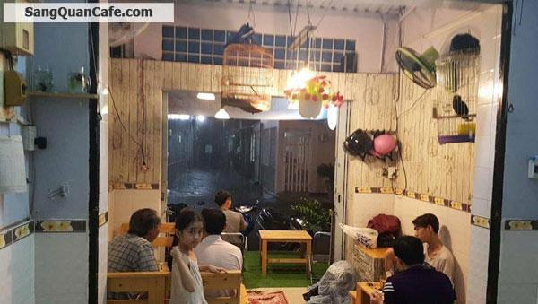 Sang quán Cafe Nhà Nguyên Căn, Tân Phú.