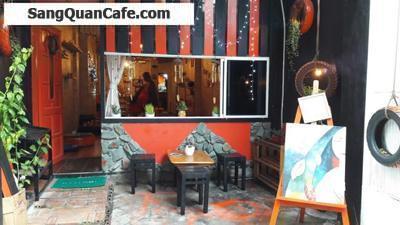 Sang quán cafe nhạc Acountic quận 10