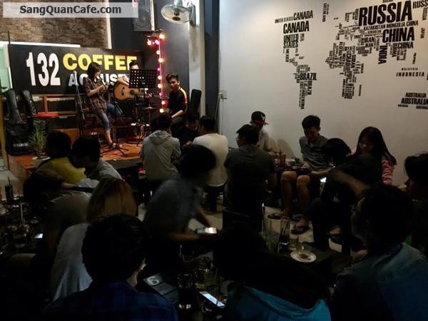 Sang quán cafe nhạc Acoustic khu K300