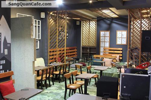 Sang quán cafe nhạc Acoustic khu quận 3
