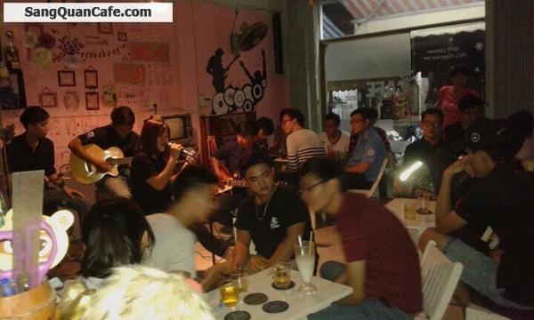 Sang quán cafe nhạc Acoustic quận Tân Phú