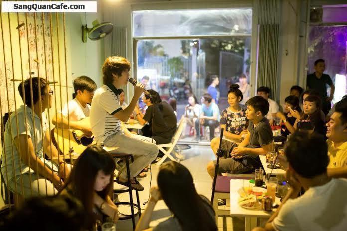 Sang quán cafe nhạc Acoutis quận Tân Phú