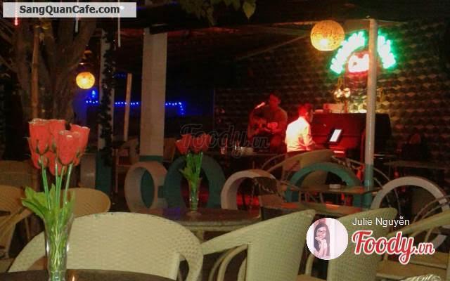 Sang quán cafe nhạc aucoutic đường Quang Trung