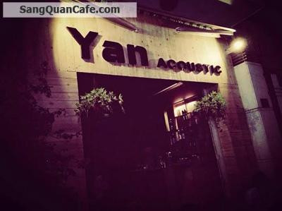 Sang quán cafe nhạc Auscostic quận Tân Phú