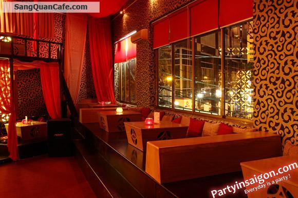 Sang quán cafe nhạc bar & restaurant