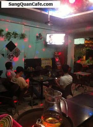 Sang quán cafe Nhạc - Bòng đá K+ Bình Thạnh