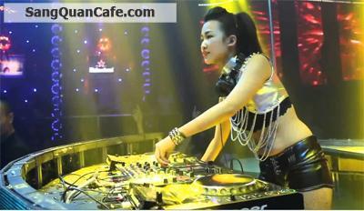 Sang Quán Cafe Nhạc Trẻ DJ đường Gò Xoài