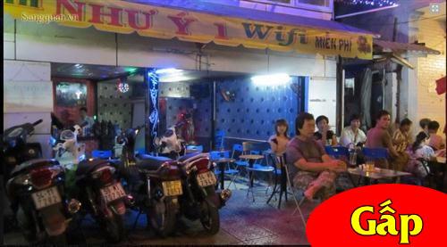 Sang Quán Cafe Nhạc Trẻ DJ