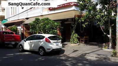 Sang quán cafe NHƯ Ý góc 2 mặt tiền quận Bình Tân