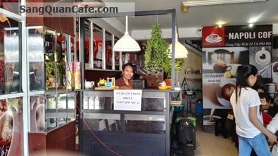 Sang quán cafe nhượng quyền thương hiệu Napoli