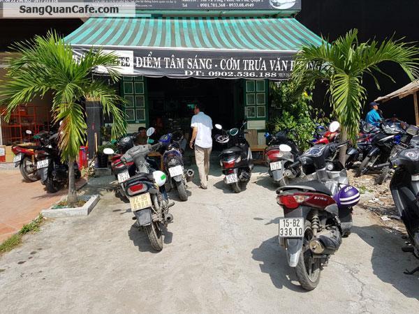 Sang quán cafe nhượng quyền milano